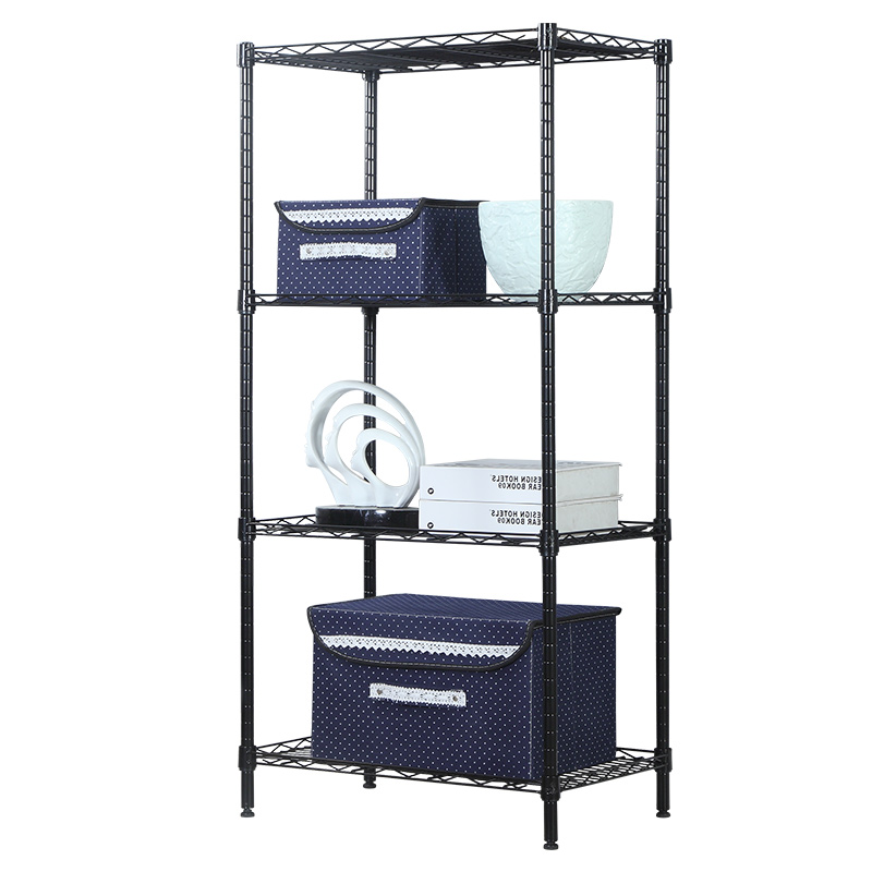 KR008 4 tieradjustable steel wire shelving system
